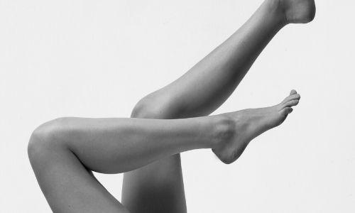 bacak şekillendirme işlemi